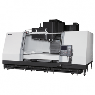 large part machining by Villa Machine Associates